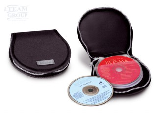Porta CD Gross 12 CDs