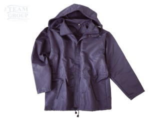 Campera Parca Gross con polar desmontable